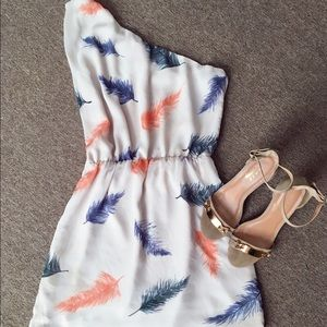 ❤️Rory Beca Feather Dress❤️